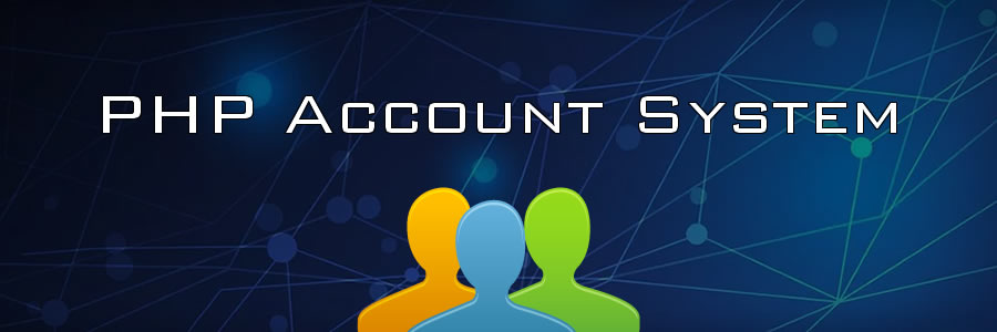PHP Account System